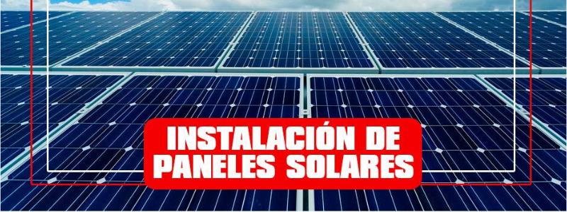 Paneles solares en Alicante por Jorge Febrero